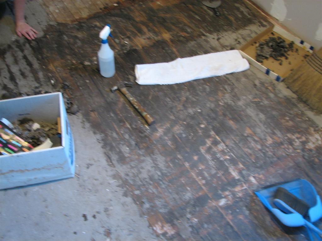 Romancing The Floor Saving And Restoring Old Hardwood Home - Hardwood floor scraping tools