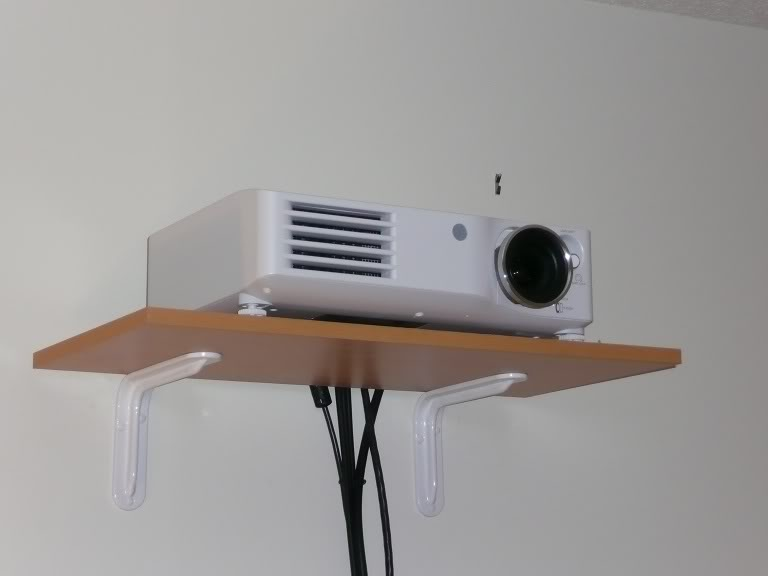 Projector Shelf Ideas Page 2