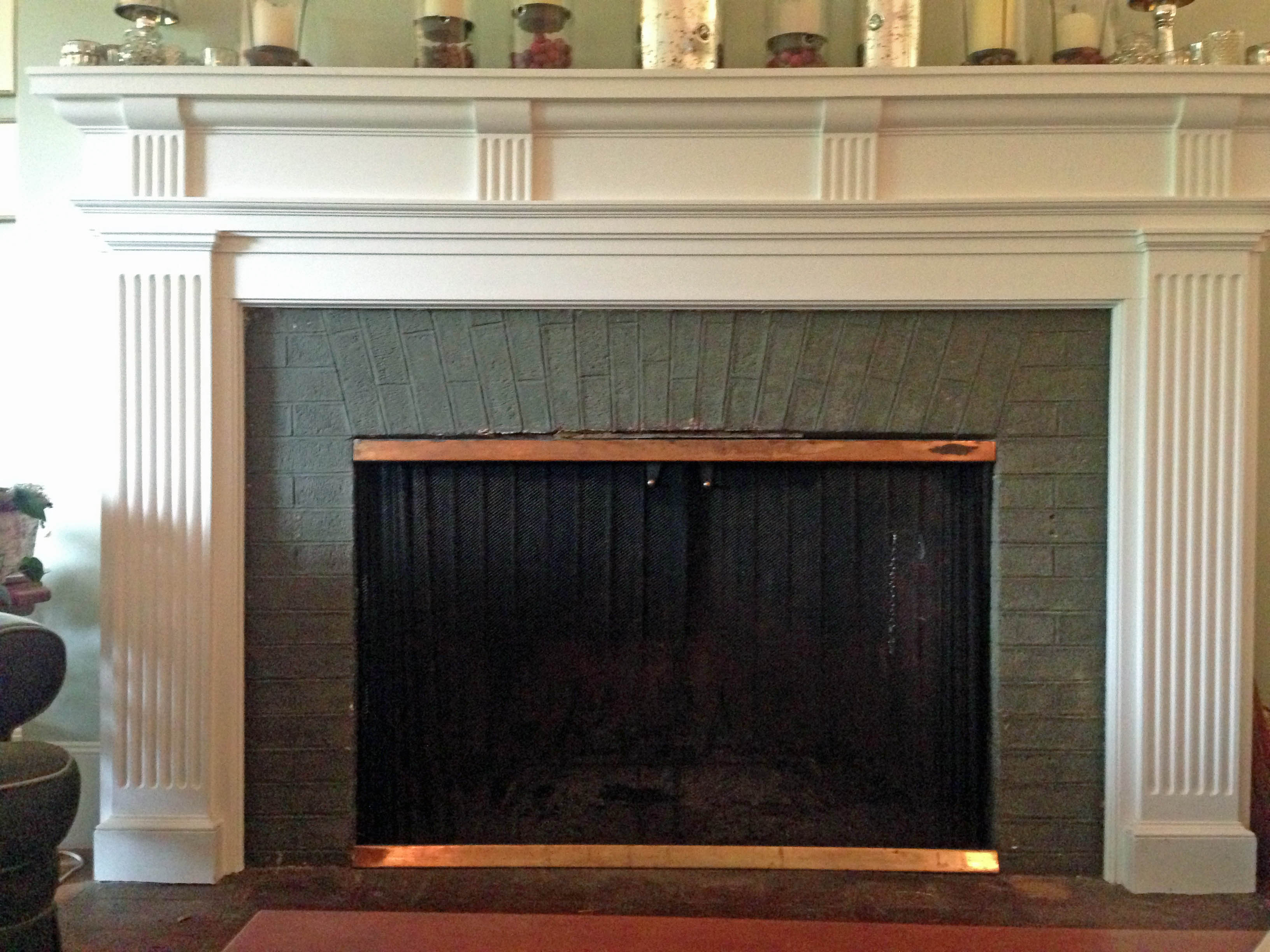 Tiling A Fireplace Surround 171 Home Improvement Stack