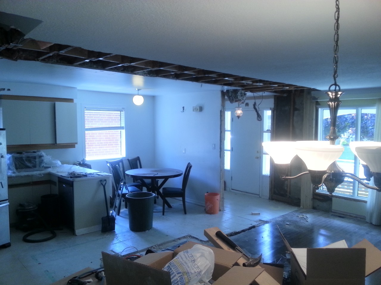 Kitchen Renovation – Moving to Open Concept « Home Improvement Stack ...